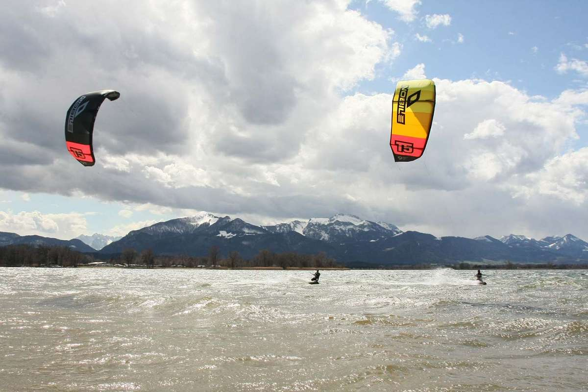 Kiteboarding Chiemsee (10)