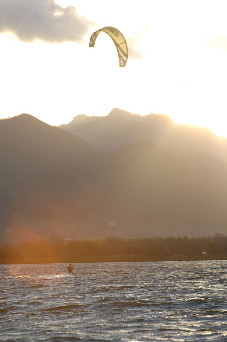 Kiteboarding Chiemsee (2)