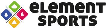 Logo element sports