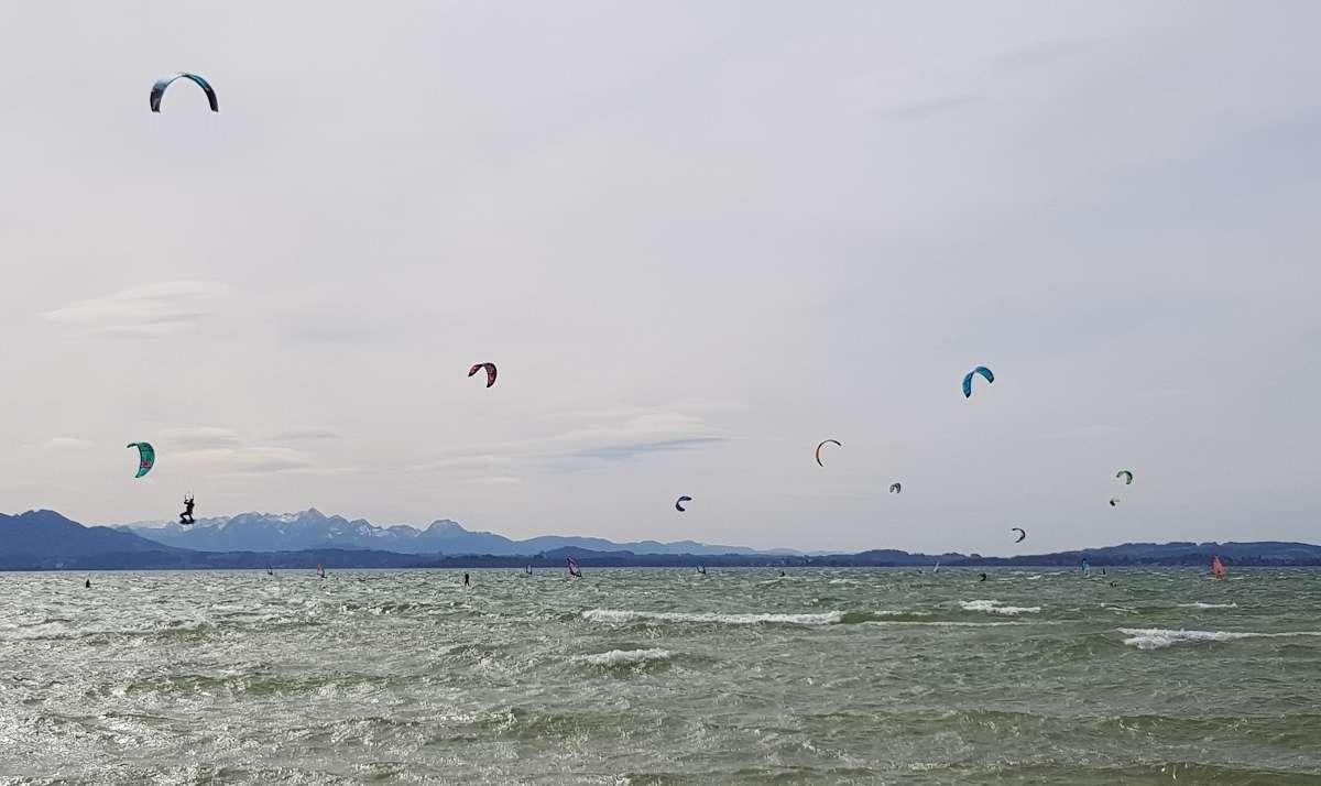 Kiteboarding Chiemsee (11)