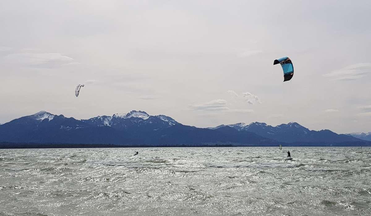 Kiteboarding Chiemsee (12)
